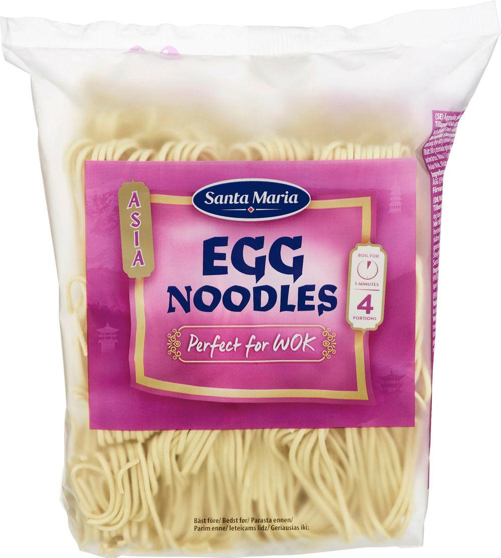 Santa Maria Asian Egg Noodles 200 g