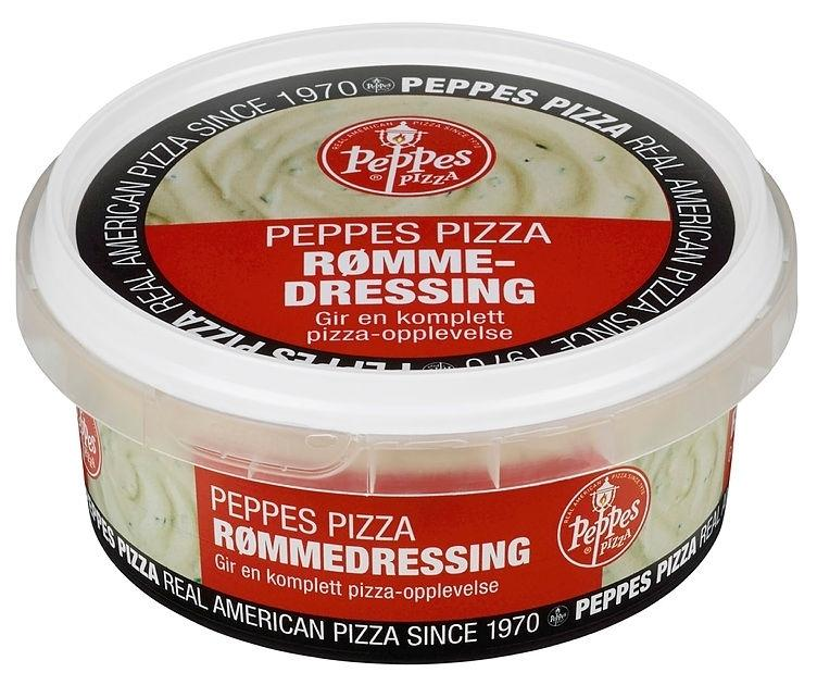 Peppes Originale Rømmedressing 125 g