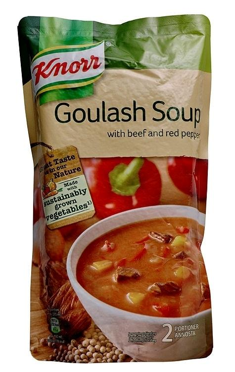 Knorr Goulash Suppe 570 ml