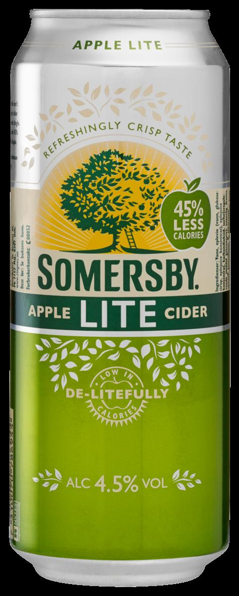 Somersby Apple Cider Lite 0,50 l - inkl. pant