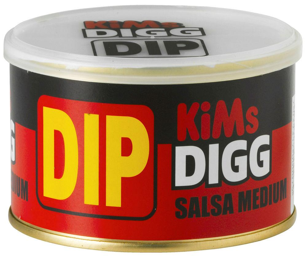 Digg Salsa Dip Medium 255 g