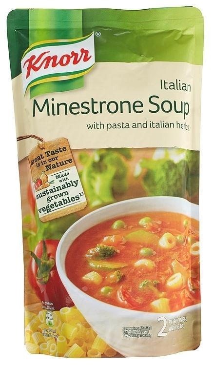Knorr Italiensk Minestronesuppe 570 ml