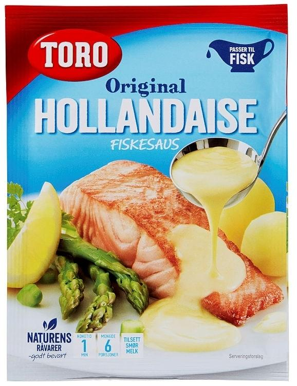 Toro Hollandaisesaus original 26 g